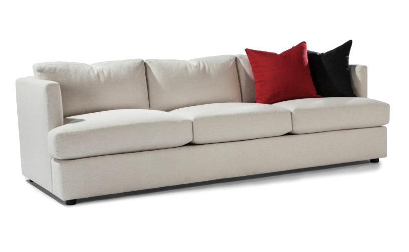 Sofa góc da thật cao cấp